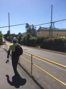 Industrial Site Testing