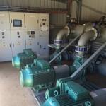 Sprent Pumpstation Pump Control